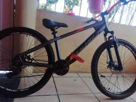 Bicicleta aro 26 gw a 290