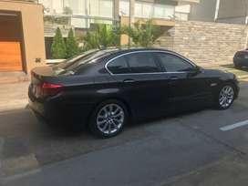BMW 520i , 2016, marrón Jatoba