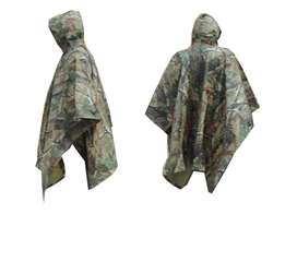 Carpa Poncho Impermeable