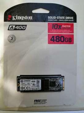 Se vende dss M.2 de 480 Gb kingston nuevo