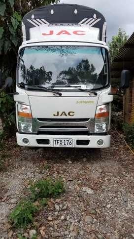 Jac JHR power