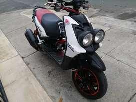Vendo Yamaha bwis 2 personalida 2013 seguro y tecno mes 12 2021