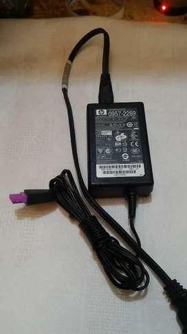 Adaptador fuente de poder multifuncional hp