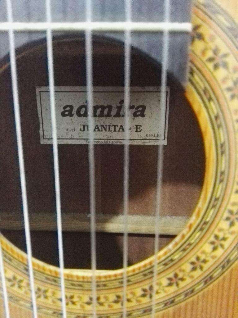 Juanita Admira E 0