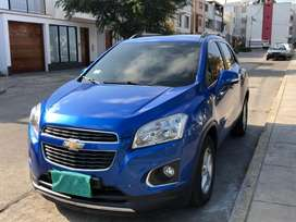 Chevrolet TRACKER 2014 FULL EQUIPO - NEGOCIABLE