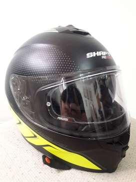 Vendo 2 cascos como nuevos Shaft Pro series talla XL