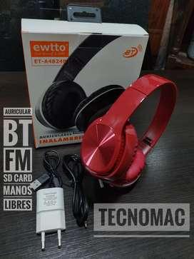 Auricular Bluetooth sonido HD