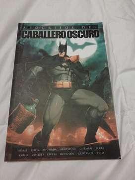 Libro Inédito de Batman de Chile V. 2016