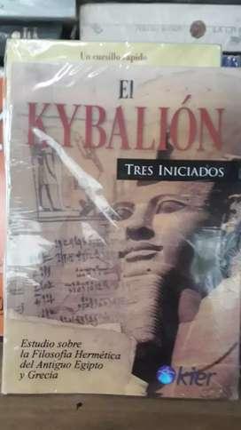 EL KYBALION . TRES INICIADOS.(nuevo)
