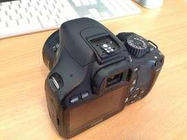 Cambio camara profesiona canon t2i reflex con lente 18-55mm