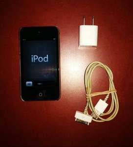 iPod 4g Negro 8gb (negociables)