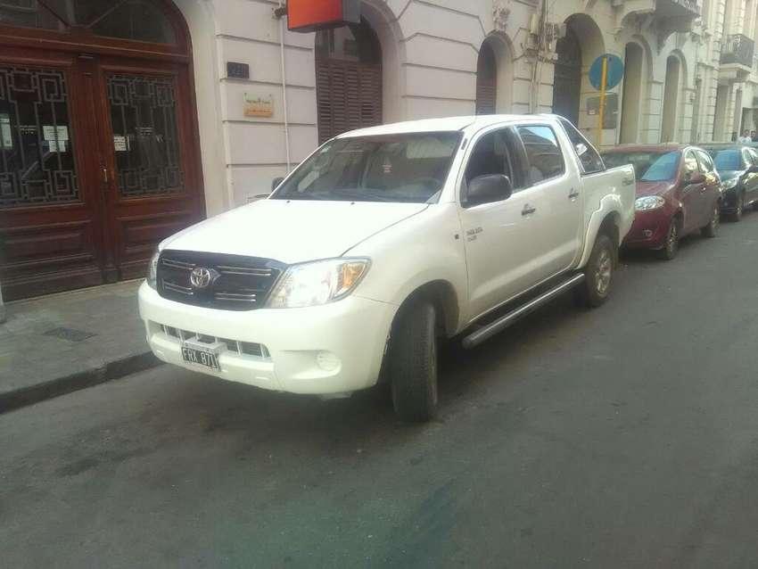 Urgente Vendo Toyota por Viaje 0