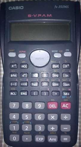 Calculadora Casio FX-350 MS