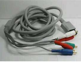 Cable de video para Nintendo Wii