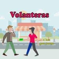 Soy VOLANTERA en Pereira