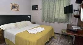 Alquiler de habitaciones por dia