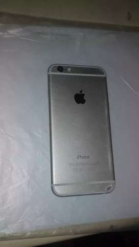 Vendo o cambio iphone 6 de 64 gb
