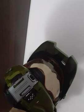 Vendo máscara de halo original para uso o colección