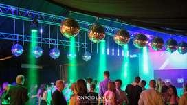 IGNACIO LANUS DJ EN VILLA ALLENDE SONIDO ILUMINACION