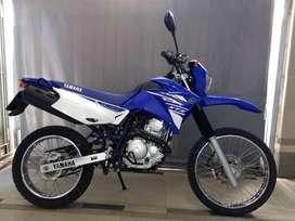 YAMAHA XTZ-250 Mod. 2019 - IMPECABLE ! - 13.000 Km. Servicios realizados en Agencia Oficial Yamaha.