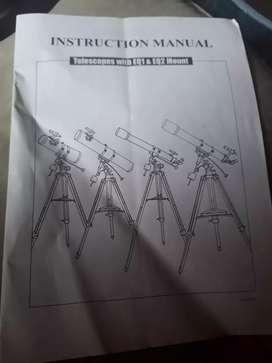 Telescopio Hokken
