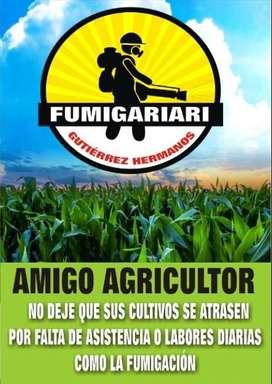 Fumigariari Su Empresa Aliada Agricultor