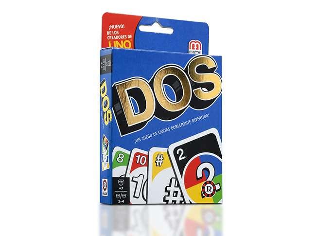 DOS juego de cartas 0