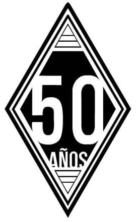 Stiker Renault 50 Años