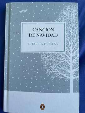 """Libro """"Canción de Navidad"""""""