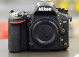 NIKON D750 ... IMPECABLE!!!