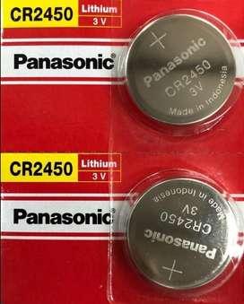 Baterias de Lithium 3V Cr2450 Panasonic