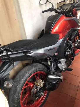 Vendo motocicleta Honda CB160F