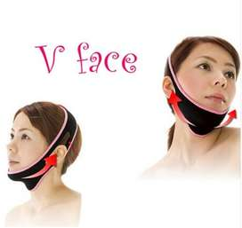 Lifting facial adelgazamiento de rostro vendaje relajación rostro V