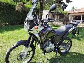 Vendo Tenere 250cc 2020 - Equipada la más full