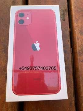 Iphone 11 64gb RED - NUEVO SELLADO