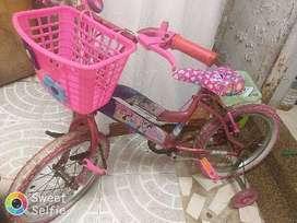 Bicicletas para niña