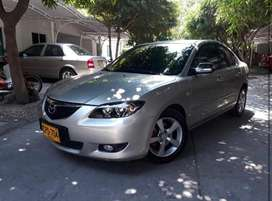 Mazda 3 2007 1.6 Aut. trip