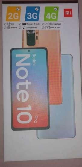 Celular Xiaomi Redmi Note 10 Pro
