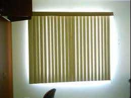 vendo 2 persianas de PVC para ventana