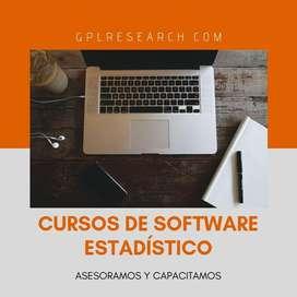 Curso de Estadística - Con Software (SPSS  STATA  MiniTab R-Studio)