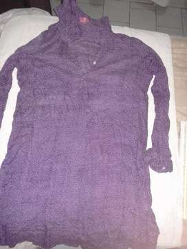 CAMISA MUJER TALLE M/ L