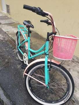 Vendo bicicleta piayera