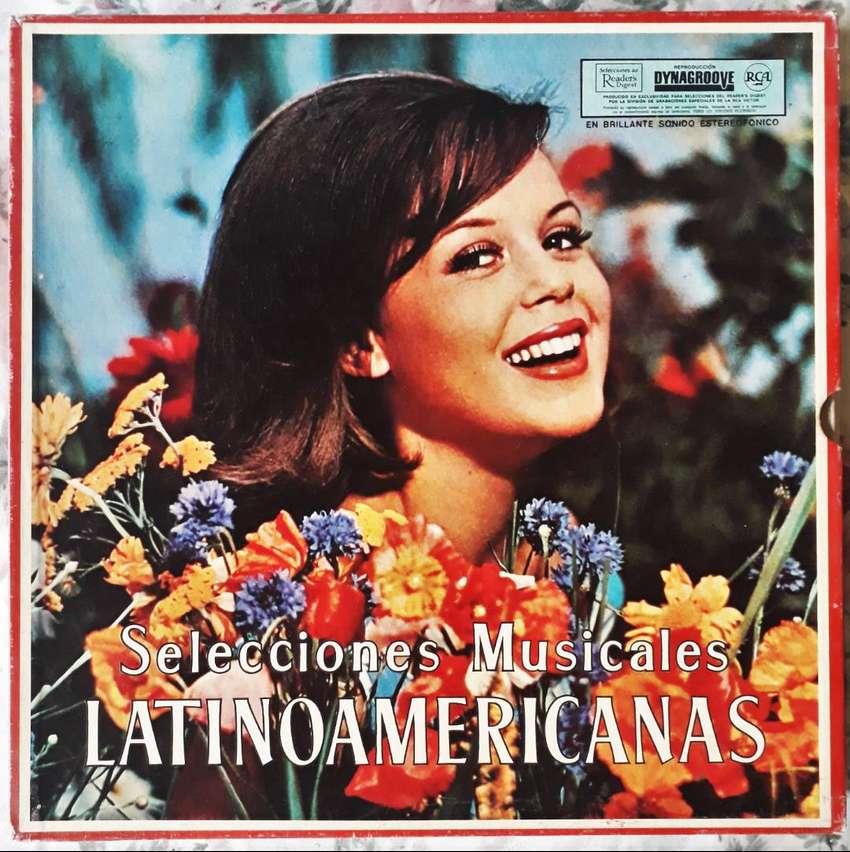 Colección Completa 11 Vinilos Selecciones Musicales Latinoamericanas Reader´s Digest 1969 0