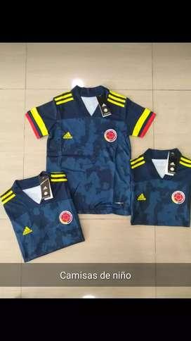 Camiseta Selección Colombia Nueva