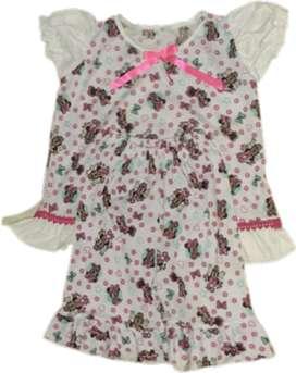 pijama niña talla 9