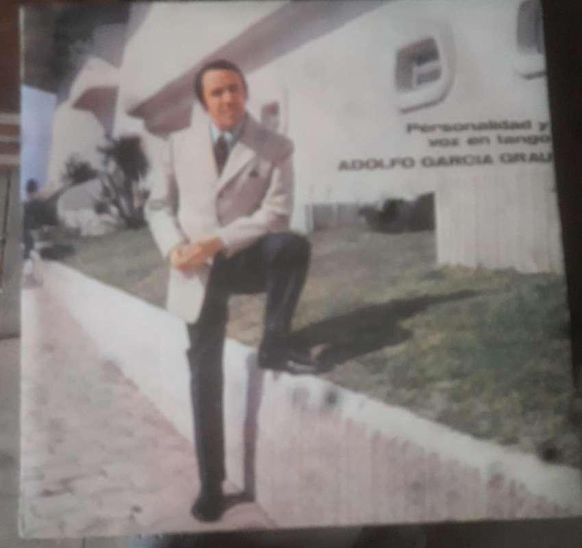 Longplay Vinilo, Adolfo Garcia Grau 0