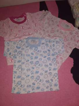 Ropa talles 1,2,3,4
