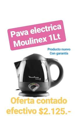 PAVA ELECTRICA MOULINEX 1 TL