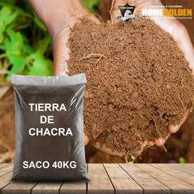 Tierra De Chacra Para Macetas, Jardines