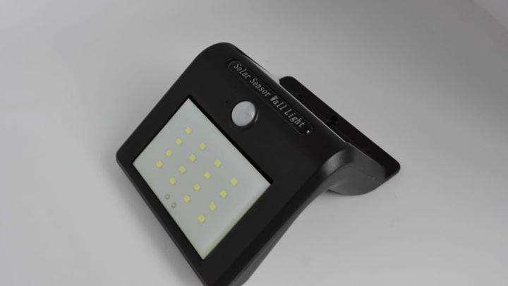 lámparas de carga solar y sensor de movimiento everbrite 0